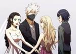 NARUTO : Commission Kakashi's Wedding