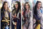 Tolkien : House Of Fingolfin