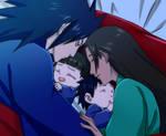 NARUTO : Commission Madara x Fem!Hashirama Family