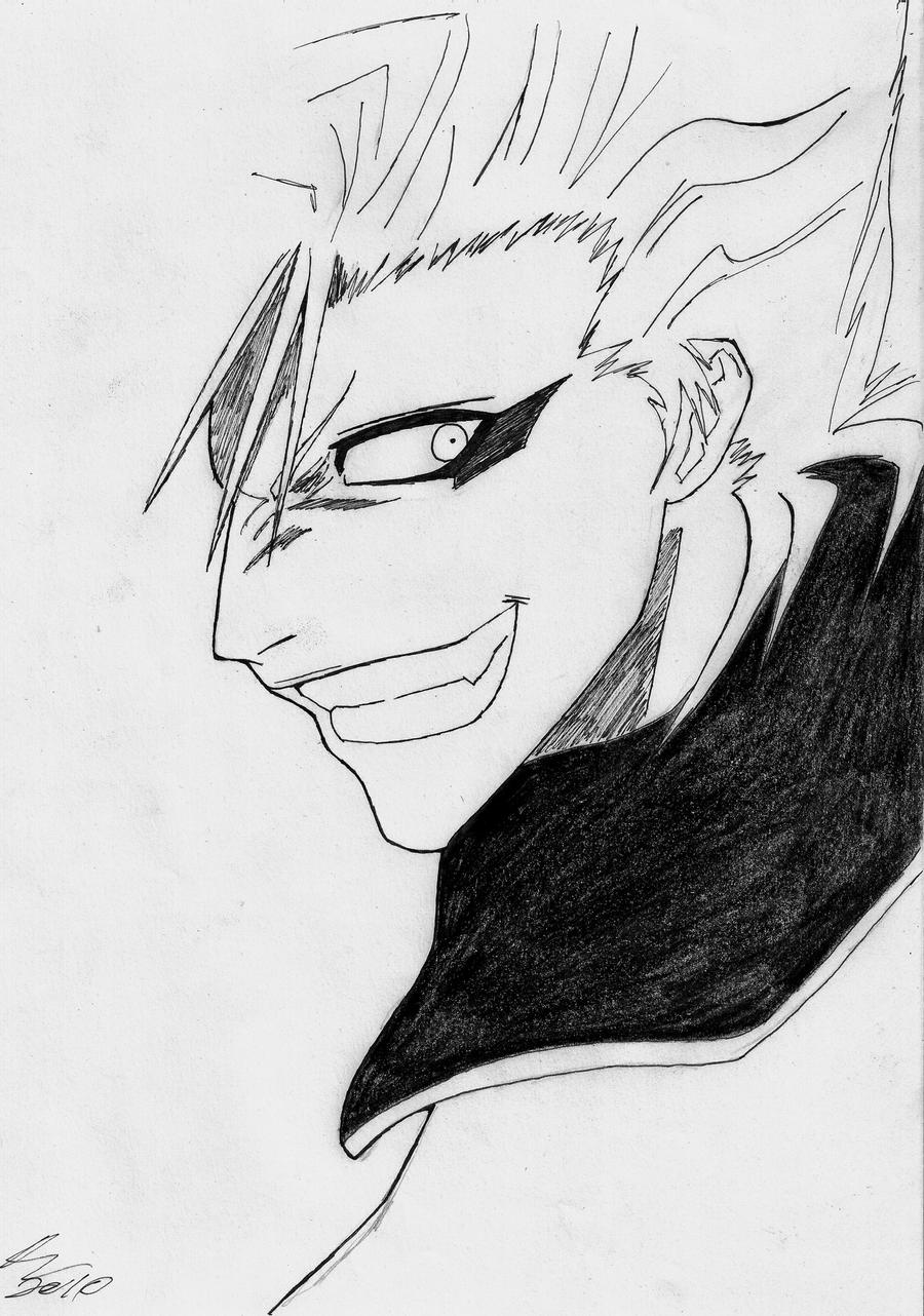 Best smile in Bleach by Hollowinme