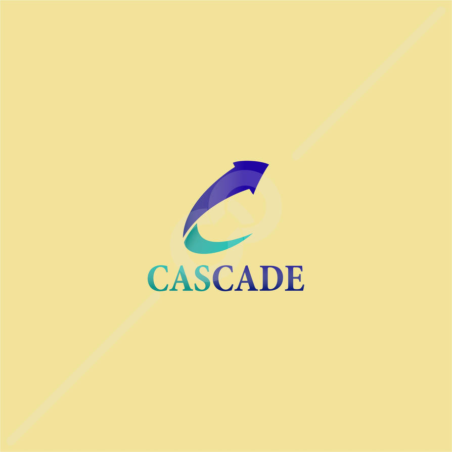 Cascade logo design contest by creativedigitalptk on Logo design competitions