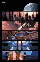 ME2 Out of Reach #1 - page 01 by Telikor