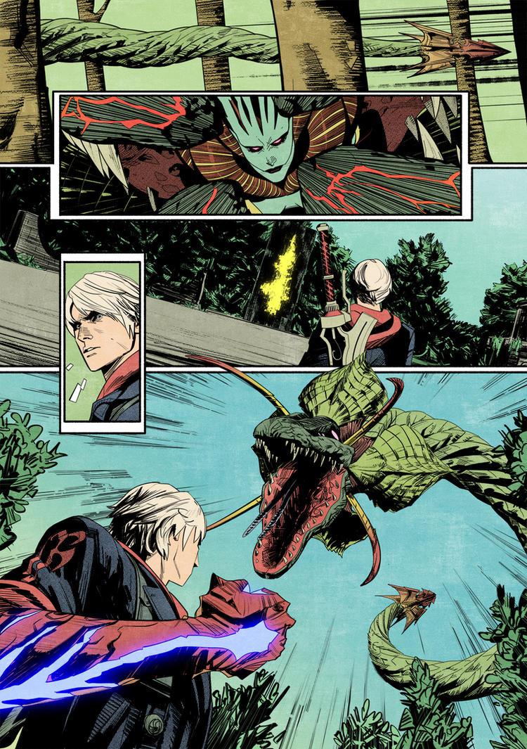 DMC4 Luxuria - page 50 by Telikor