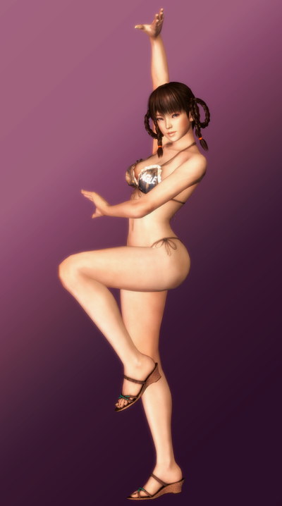 Leifang - Premium Bikini Victory - 02 by HentaiAhegaoLover