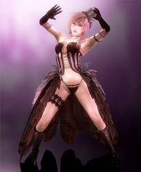 Lightning - Etro's Cabaret - 03 by HentaiAhegaoLover