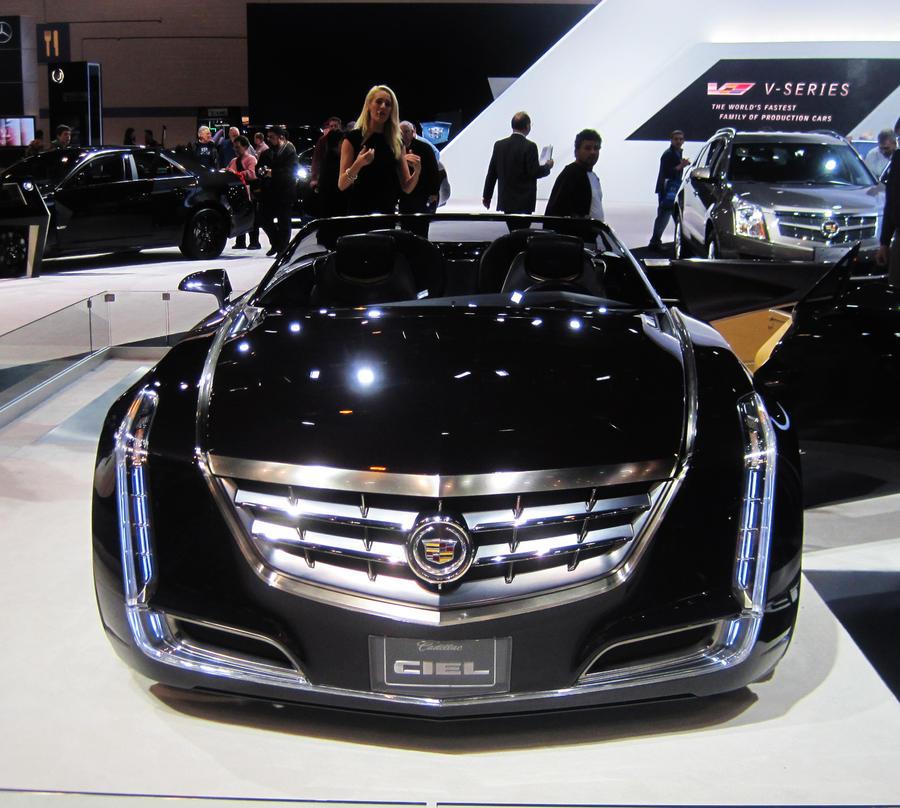 Cadillac Ciel Concept By Zalmyw88 ...