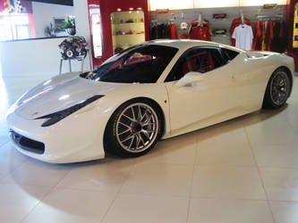 Ferrari 458 Challenge by zalmyw88