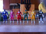 Mighty Morphin Power Rangers Toys