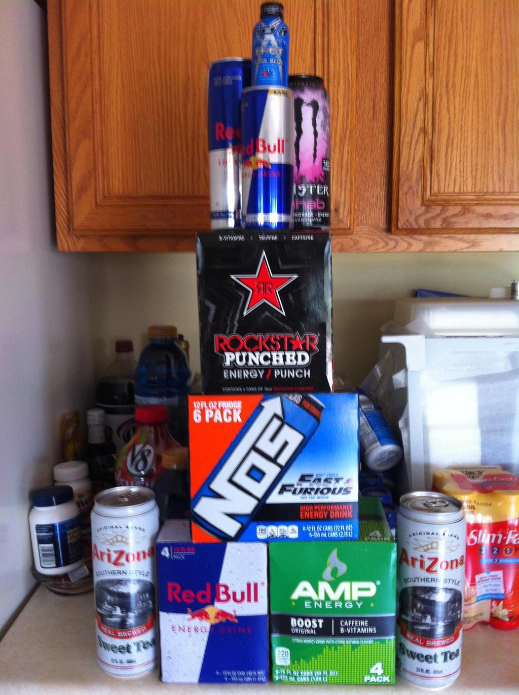 My Palace Of ED=Energy Drinks
