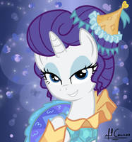 Rarity - Other Side clip: Pony ver. by MitConnors