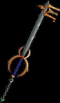 Custom Keyblade