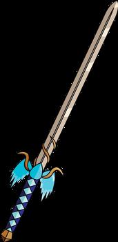Val's Sword