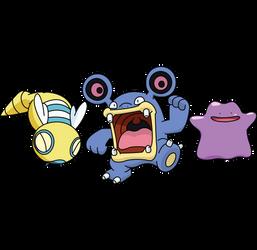 Pokemon Friend Safari