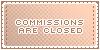 Commissions :: Closed || Art Status Stamp by Kiibun