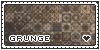 I Love Grunge! || Stamp by Kiibun