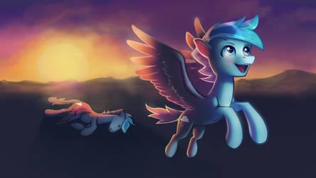 pony is dead, long live pony