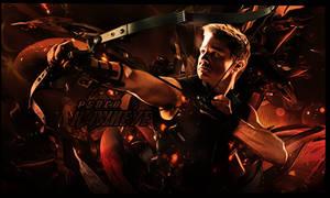 Firma Avengers Hawkeye