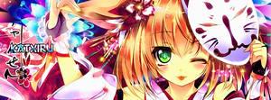 Banner Facebook Kitsune