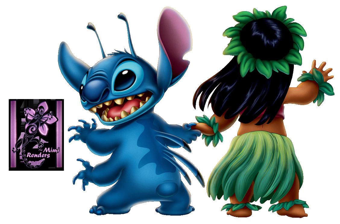 Render Lilo y Stitch