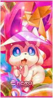Firma Pokemon Sylveon by Katxiru