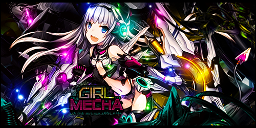 Firma Girl Mecha by Katxiru