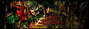 Fima Feliz Halloween by Katxiru