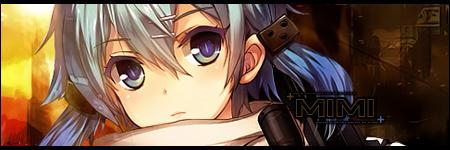 Firma Sinon (Shino Asada - Gun Gale Online)