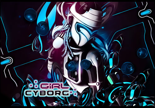 Firma Girl Cyborg