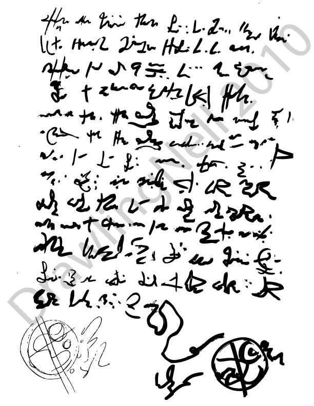 Book of Vortex Page 1 by Nellufy