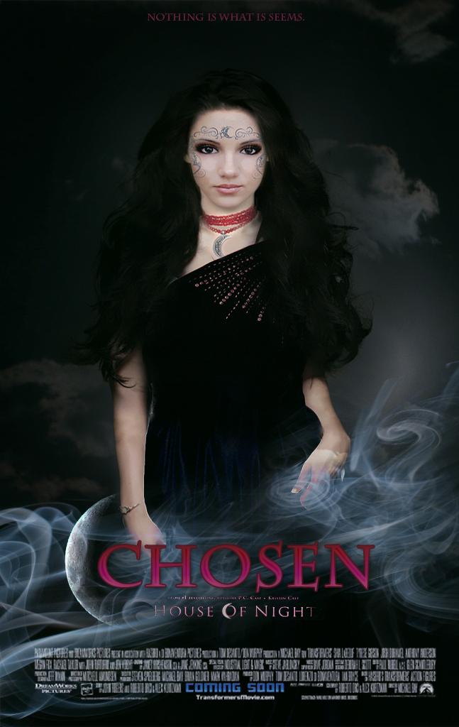 Chosen (House of Night, Book 3)