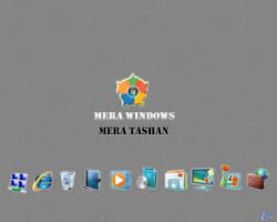 Mera Windows Mera Tashan by mav3