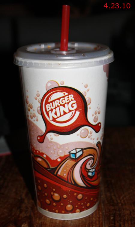 Burger King Cup 365113 By JewelKazacami On DeviantArt