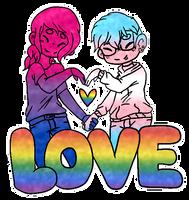 Pride Month - #Proud by BashfulBasil