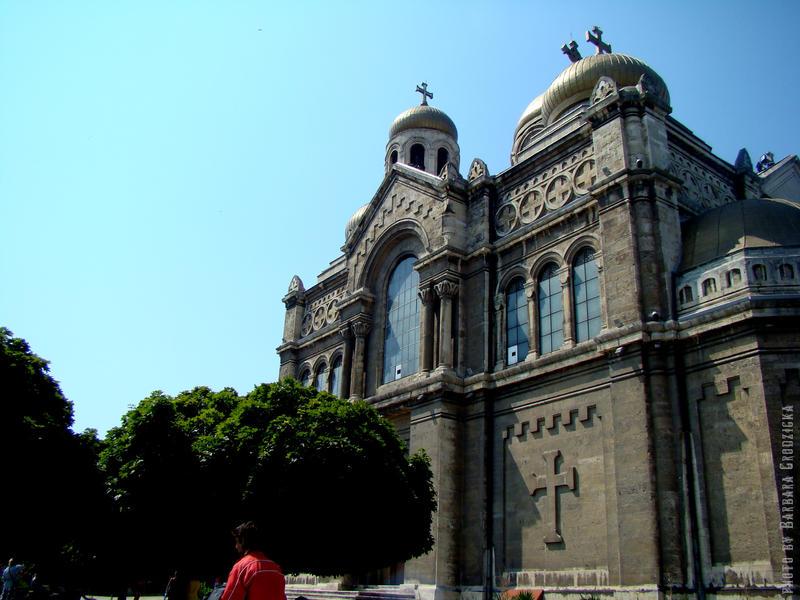 The oldest church in Bulgaria by Japaneska