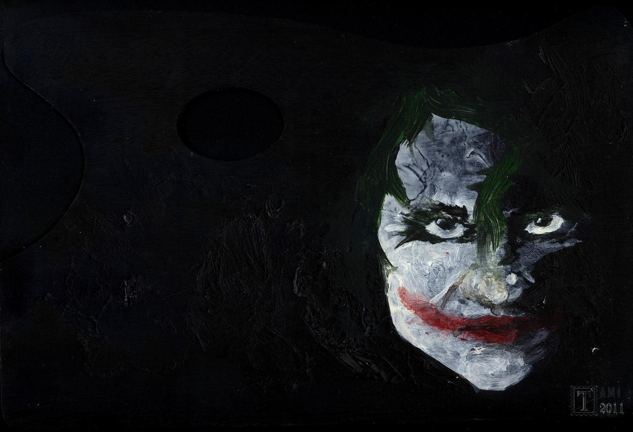 Why so serious by Japaneska