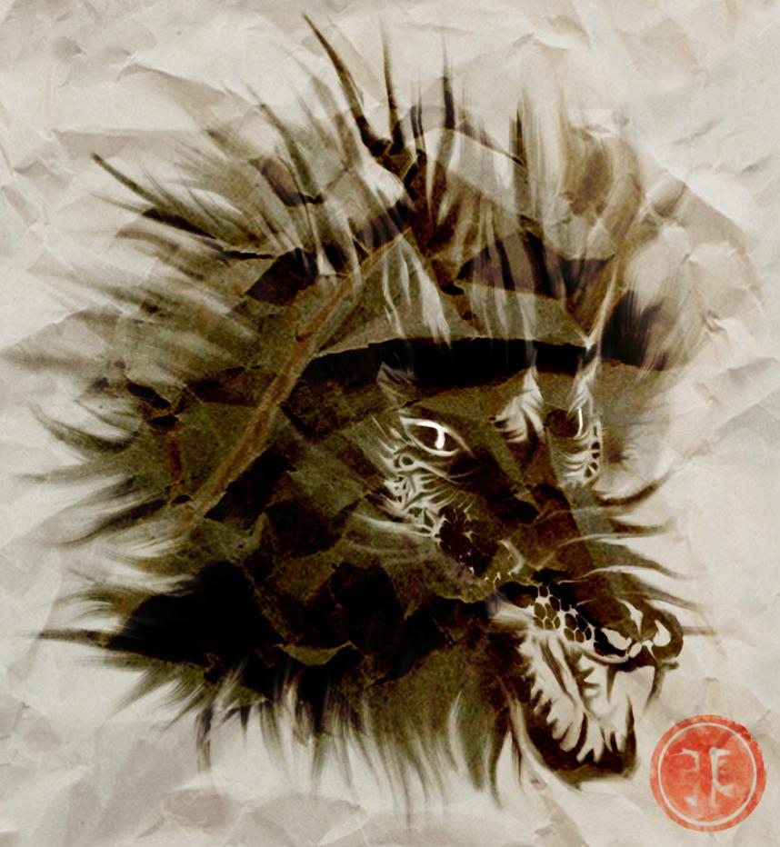 Dragon by aco2099