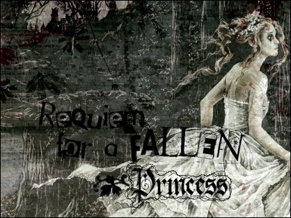 Requiem for a Fallen Princess by Asupon