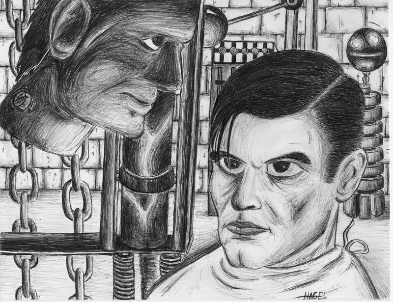 essays on frankensteins monster In mary shelley's novel frankenstein, the main character victor frankenstein, becomes obsessed with the notion of bringing a human being to life.