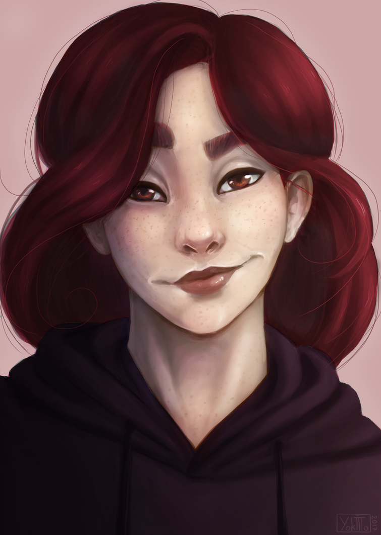 Realistic Ruby by Yokiito