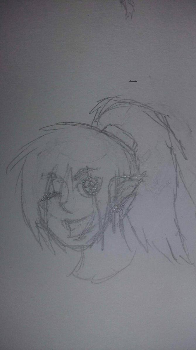 quick sketch #5 by BlackRose0645