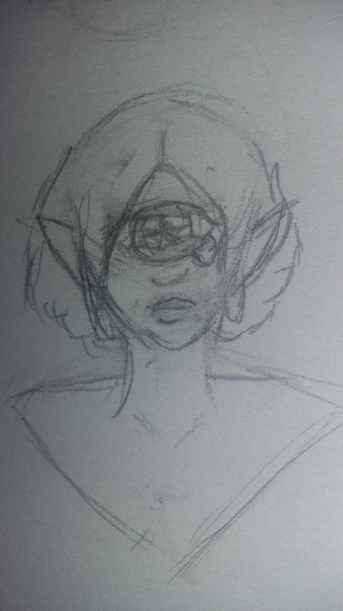 quick sketch #6 by BlackRose0645
