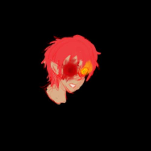 Ruby Head Shot by BlackRose0645