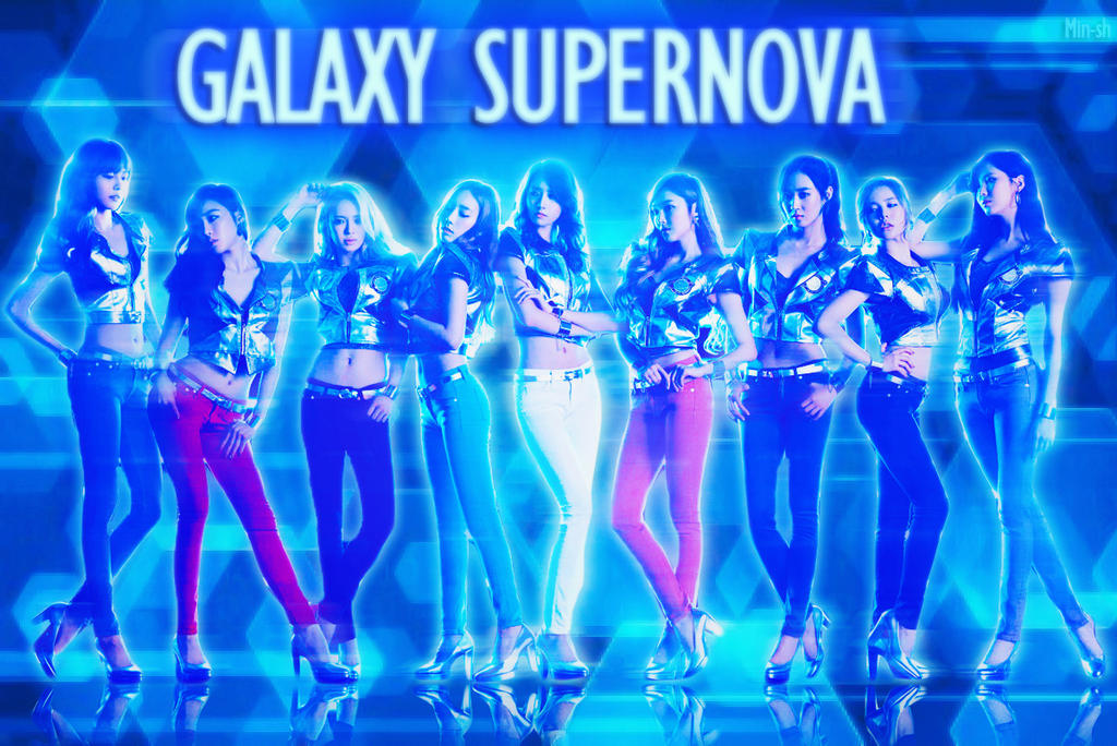 galaxy supernova snsd meme - photo #6