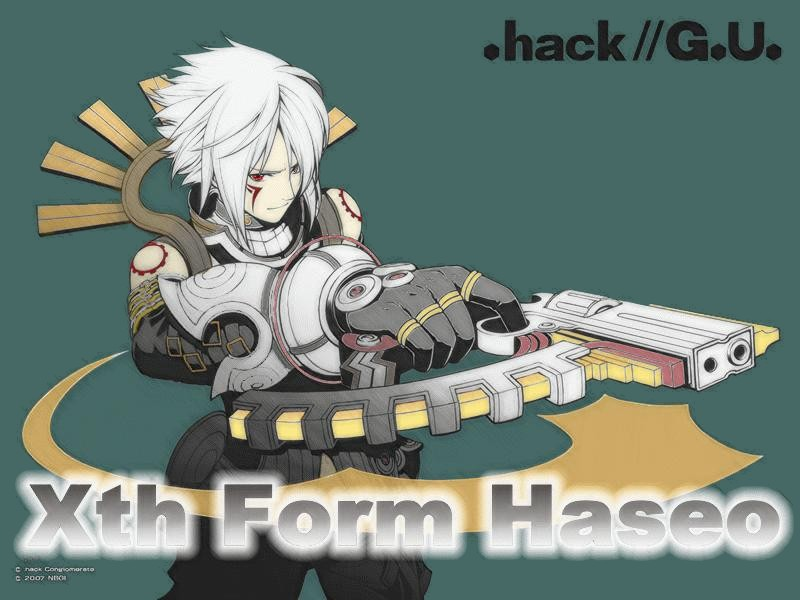 Xth Form Haseo by FireFox20 on DeviantArt
