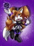 Vivi The Fox by Star-Shiner