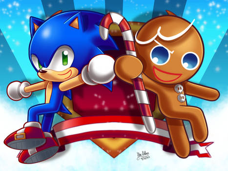 Sonic x Cookie Run
