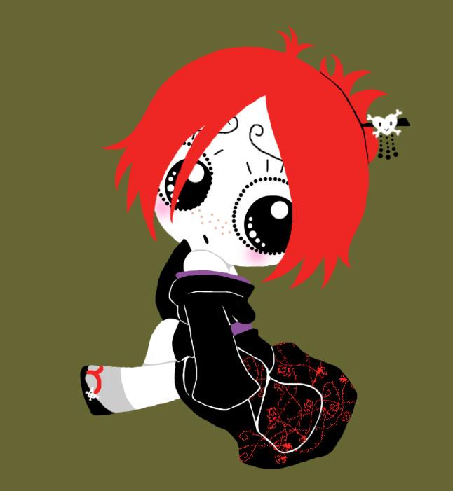 Change the hairstyle of Ruby by *isuzu9 on deviantART