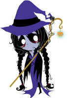 Witch Misery by isuzu9