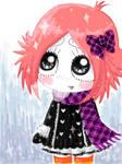 Tegaki: Winter style