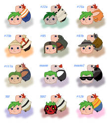 Phineas and Ferb Tsum Tsum